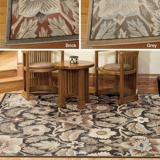 Nourison Walden Transitional Rug (5'3 x 7'4)