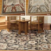 Nourison Walden Transitional Rug (9'3 x 12'9)