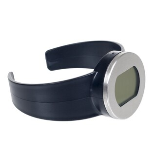 Classic Cuisine Wine Bottle Collar Cuff Thermometer
