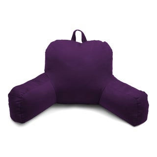 Porter Bedrest Pillow - Best Bed Rest Lounger Pillows with Arms for Reading in Bed - in Stylish Colors