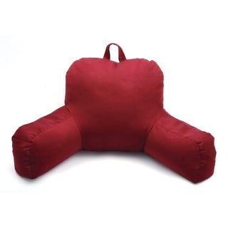 Micro Suede Bed Rest Lounger Brushed Porter Bedrest