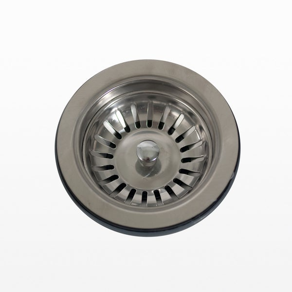 Highpoint Stainless Steel Drain For Thick Fireclay Sinks
