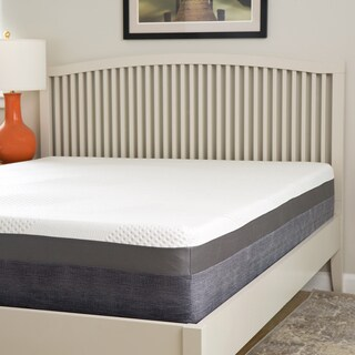 Slumber Perfect 12-inches Queen-size Gel Memory Foam Mattress