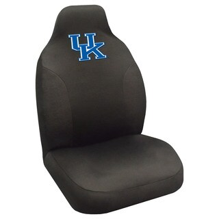 Fanmats Kentucky Wildcats Collegiate Black Seat Cover