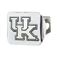 Fanmats Kentucky Wildcats Chrome Metal Collegiate Hitch Cover
