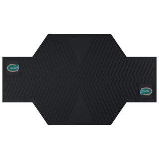 Fanmats Florida Gators Black Rubber Motorcycle Mat