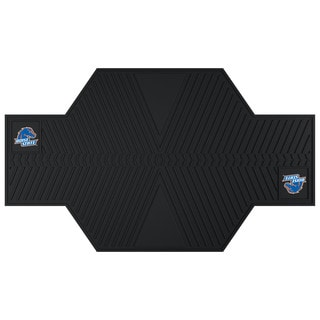 Fanmats Boise State Broncos Black Rubber Motorcycle Mat