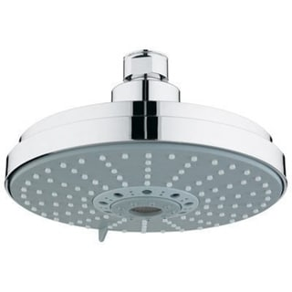 Link to Grohe 27 135 000 Rainshower StarLight Chrome Shower Head Similar Items in Showers