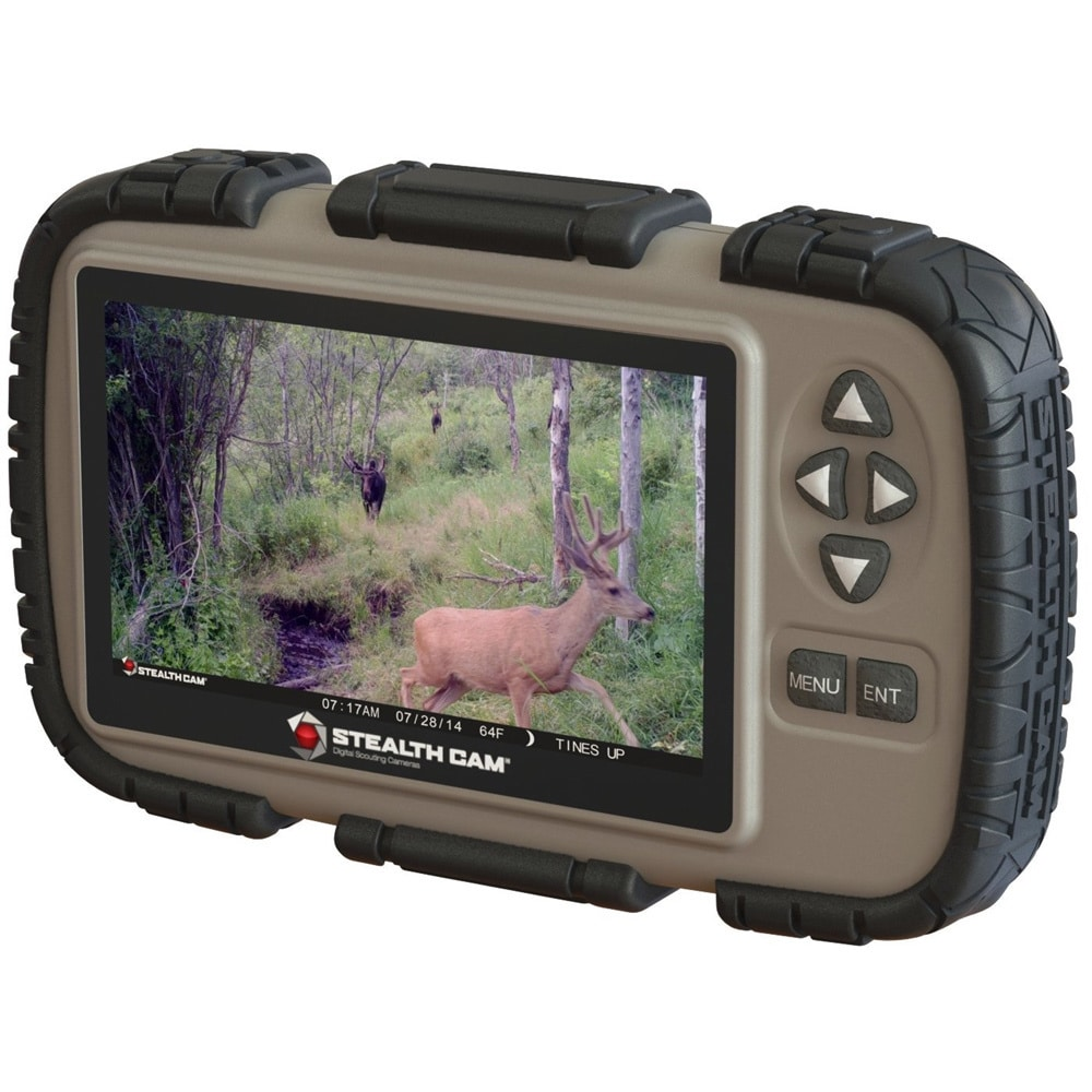 GSM Outdoors Stealth Cam SD Card / Memory Card Reader/Vie...