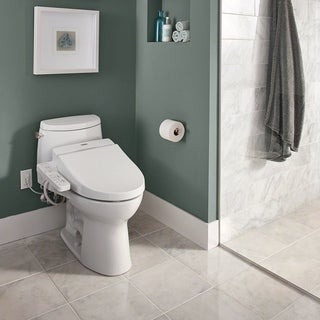 Toto C100 Round Washlet Bidet Toilet Seat