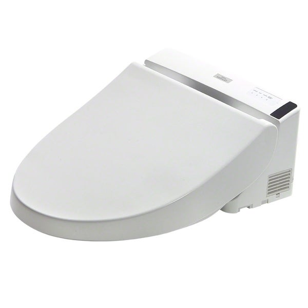 Shop Toto Washlet C200 Elongated Bidet Toilet Seat with PreMist ...