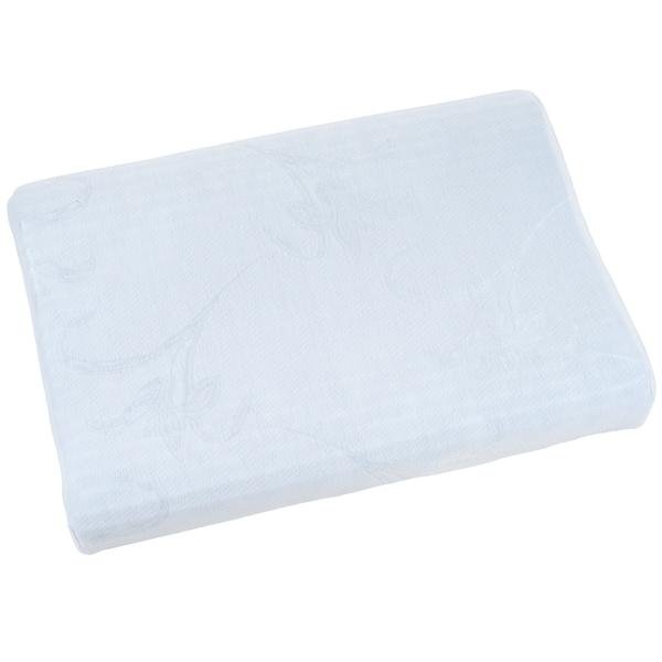 Windsor Home Blue Memory Foam Adjustable Bed Pillow