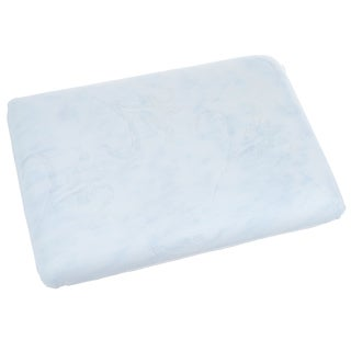 Windsor Home Blue Standard Memory Foam Bed Pillow