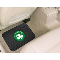 Fanmats Boston Celtics Black Rubber Utility Mat