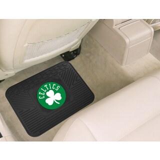 Fanmats Boston Celtics Black Rubber Utility Mat