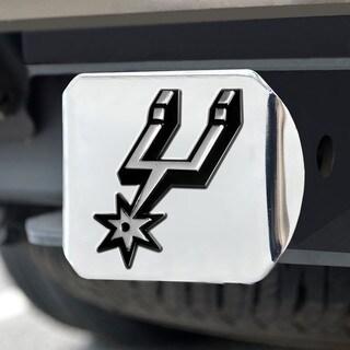 Fanmats San Antonio Spurs Chrome Hitch Cover
