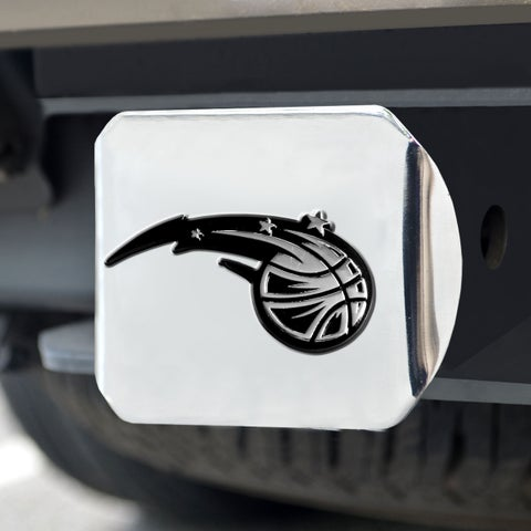 Fanmats Orlando Magic Chrome Hitch Cover