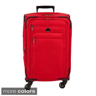 DELSEY Paris Helium Sky 2.0 20.5-inch Carry-on Expandable Spinner Upright Suitcase