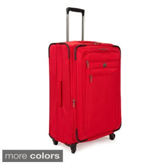 Delsey Helium Sky 2.0 25-inch Expandable Spinner Upright Suitcase
