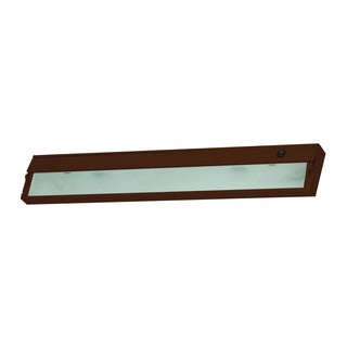 Cornerstone Aurora 3 Light Under Cabinet Light In Bronze