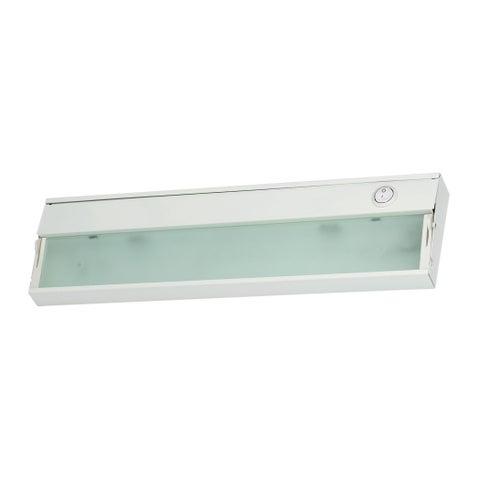 Cornerstone Aurora 1 Light Under Cabinet Light In White