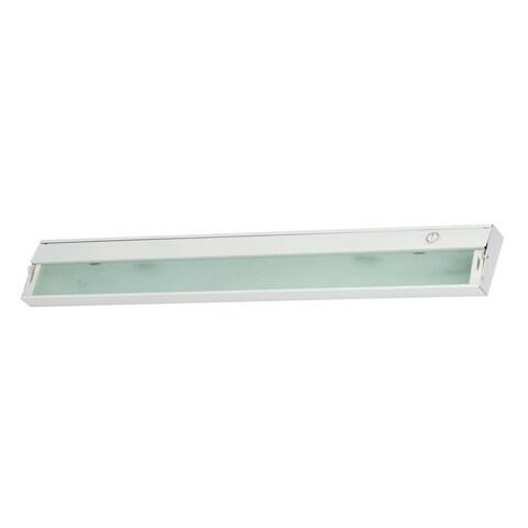 Cornerstone Aurora 4 Light Under Cabinet Light In White
