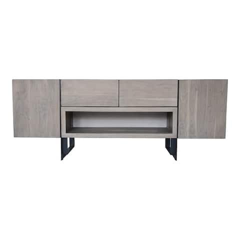Aurelle Home Tinett Modern Media Cabinet