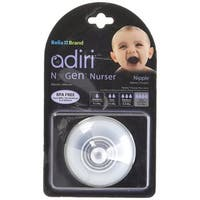 Adiri NxGen Nurser Nipple Stage 3 (9+ Months)