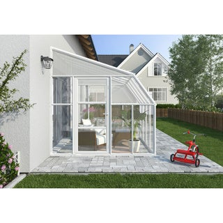 Palram Rion 8ft. x 8ft. Sun Room