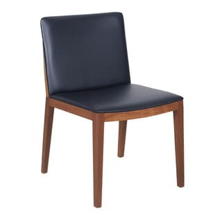 Marie Black Dining Chair (Set Of 2)