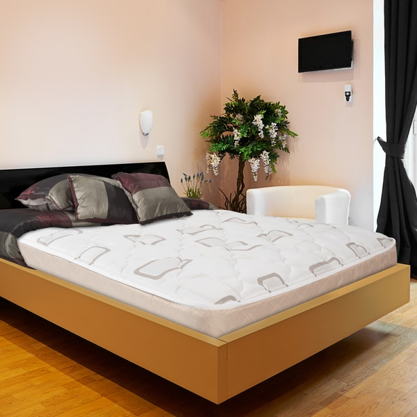 wolf posture premier 8 inch twin xl size mattress free shipping today overstock 17383298. Black Bedroom Furniture Sets. Home Design Ideas