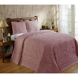 Trevor Chenille 3-piece Bedspread Set by Better Trends (More options available)
