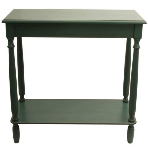 Copper Grove Parnasuss Rectangle Console Table