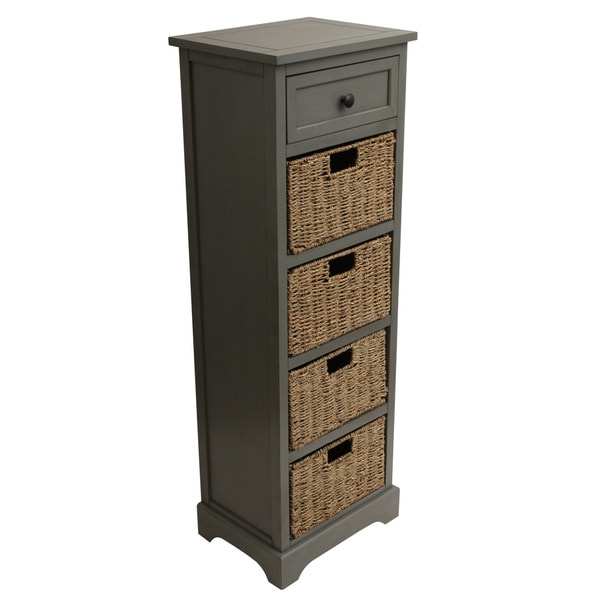Montgomery 5 Drawer Accent Table   Free Shipping Today   Overstock.com    17383387