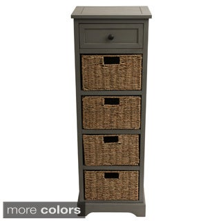 Montgomery 5-drawer Accent Table