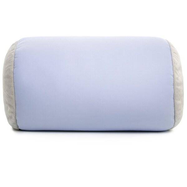 Peggys Cove Baby Crib Bumper Nursery Cradle Decor Newborn Cushion Junior Bed Sleep Bumper 2 Meters, White-Gray-Crown