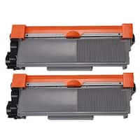 Brother TN630/TN660 High Yield Black Laser Toner Cartridge (Pack of 2)