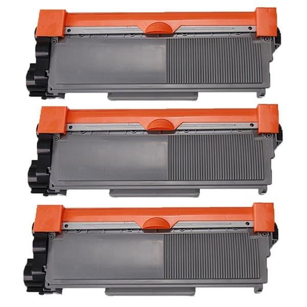 Brother TN630/TN660 High Yield Black Laser Toner Cartridge (Pack of 3)