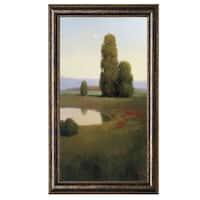 Udell-Lakeside 28 x 40 Framed Art Print