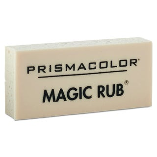 Prismacolor MAGIC RUB Art Eraser (Pack of 10)