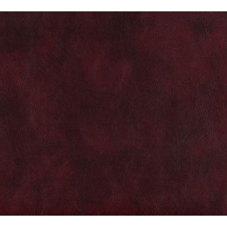G639 Burgundy Smooth Leather Grain Upholstery Bonded Leather