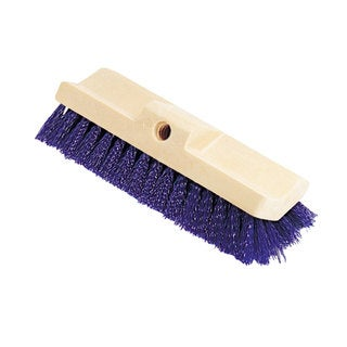 Rubbermaid Commercial Bi-Level Deck Scrub Brush