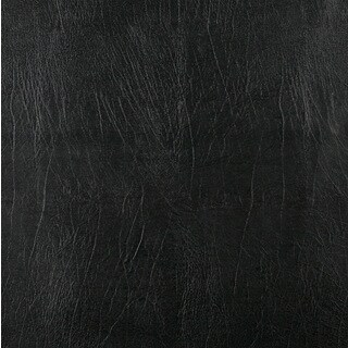 G729 Black Solid Weather Resistant Marine Upholstery Vinyl