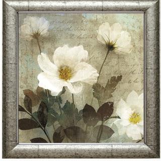 Keith Mallet-Anemone l 28 x 28 Framed Art Print