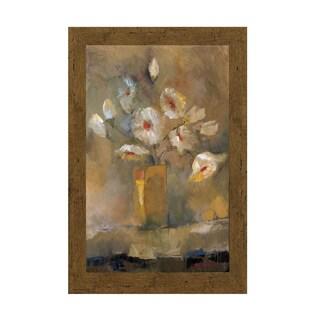 Zipi Kammar-Flowers In Spring 28 x 40 Framed Art Print