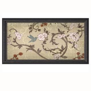 Tandi Venter-Songbird ll, 40 x 22  Framed Art Print