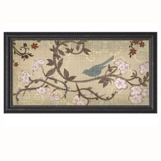 Tandi Venter-Songbird l, 40 x 22 Framed Art Print