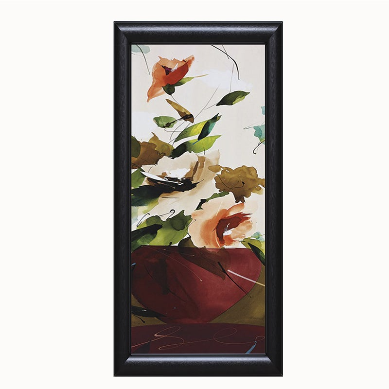 Lola Abellan-Senstivity, 16 x 40 Framed Art Print (Embell...