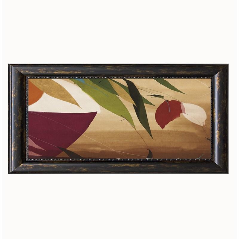 Lola Abellan-Flores Frescas l, 28 x 16 Framed Art Print (...