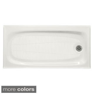 Kohler Salient 60 inches x 30 inches Single Threshold Shower Receptor